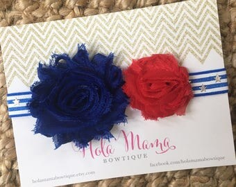 The Liberty Collection - 4th of July headband