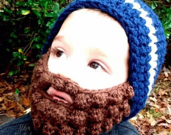 "10% OFF with code ""THANKYOU15"" Beard beanie (baby beard hat)"