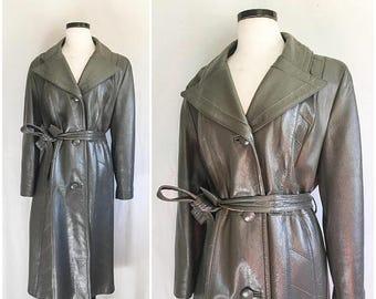 Ladies trench coat | Etsy