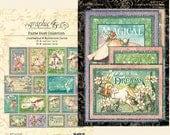 NEW!!! Graphic 45 Fairie Dust Ephemera, SC007758