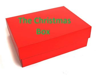 The Christmas Box - Gift Box - Kids