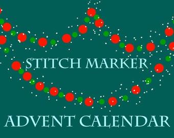 Stitch Marker Advent Calendar limited pre-order