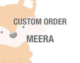 Printing and Mailing for Meera
