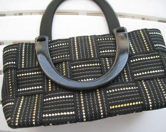 VTG Weave Bag by M & G Bertini