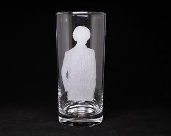 Sherlock  Hiball, Engraved by Hand.