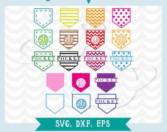 Pocket template etsy shirt pocket svg pocket chevron svg pocket dot svg pocket dxf pocket pronofoot35fo Gallery