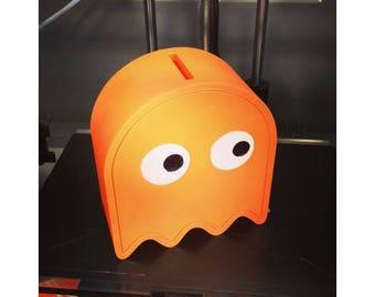 Pac Man Piggy Bank