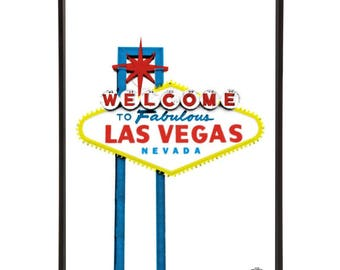 Las vegas sign etsy welcome to fabulous las vegas sign pop art print pronofoot35fo Choice Image