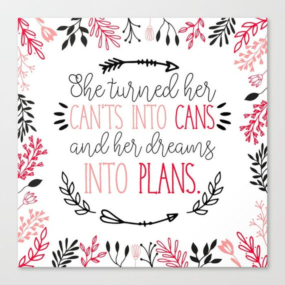 She Turned Her Can Ts Into Cans And Her Dreams Into Plans
