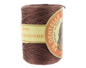 Thread for lace 110 m color 6117