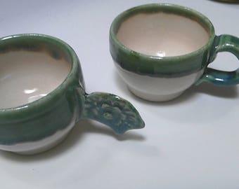 Tea or espresso cups