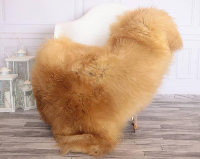 Sheepskin Rug | Real Sheepskin Rug | Shaggy Rug | Scandinavian Rug | | SCANDINAVIAN DECOR | Carmel Sheepskin  #FEBHER7