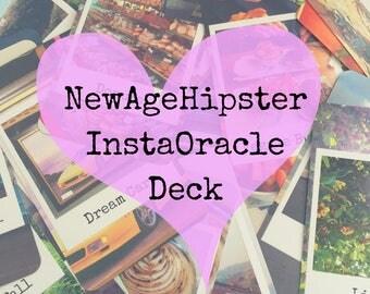 NewAgeHipster InstaOracle Deck