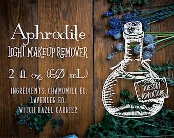 Aphrodite (light makeup remover)