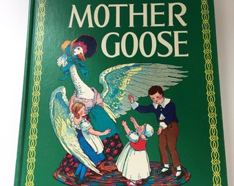 Mother Goose Classic Volland Edition - Classic Nursery Rhymes - Frederick Richardson (illustrator)