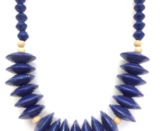 """Lumago Designs """"Rea"""" Bohemian Necklace"""