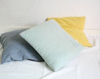 Linen Decorative Pillow