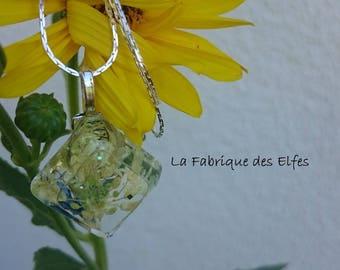 Wedding / gift Original ORNATE frame NECKLACE