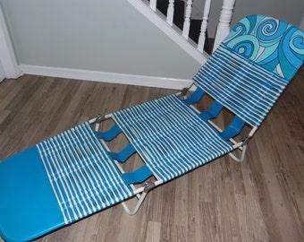 Folding Lawn Chair Etsy