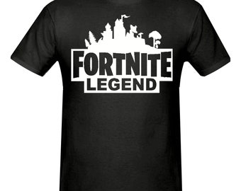 Fortnite Legend t shirt, boys t shirt sizes 5-15 years,children's Fortnite t shirt