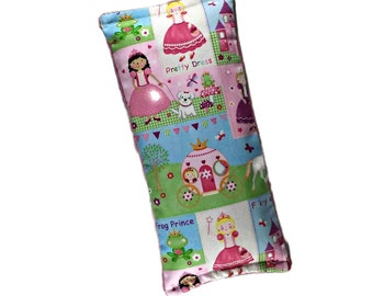 Lavender heat pack, Cooling pad, Little girls gift, Herbal gift idea, Stress relief, Boo boo bag, Owies, Valentines Day, Easter basket ideas