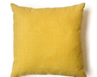 Outdoor decorative pillow cover (outdoor solarium fabric)