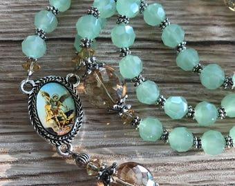 Rosary Saint Michael Archangel