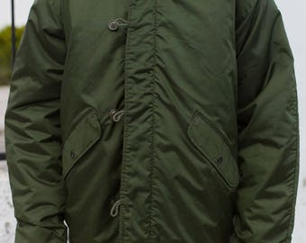 Vintage Alpha Industries Jacket