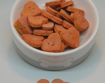 Sweet Beet Handmade All Natural Dog Treat Biscuits Made With Premium Whole Food Ingredients from Prince Edward Island