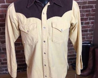 Woolrich Western Shirt