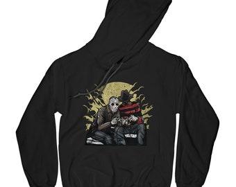 BFF hoodie horror hoodie movie hoodie gamer hoodie games hoodie hipster hoodie grunge hoodie hipster pullover    AP59