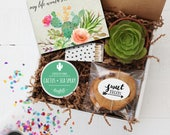 My Life Would Succ Without You Gift Box - Miss you Gift | Thank You Gift | Friend Gift | Send a Gift | Thinking of You Gift