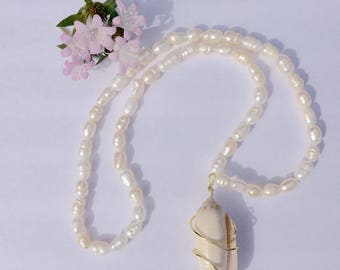Pearly Necklace