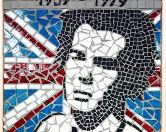 Sid Vicious Mosaic