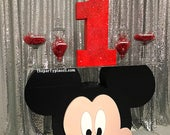 Mickey Inspired Table Bas...