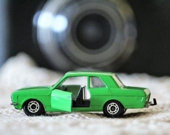 Ford Cortina Car Toy - Collectible Car - Miniature Car - Vintage Toy Car - Matchbox Toy - Matchbox Car - Collectible Toy - Metal Car