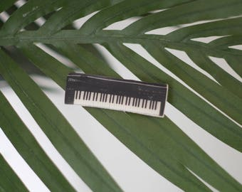 Roland D-50 Synth Pin - 80's Synth - Synthesizer - Vintage - Roland D50 - D 50