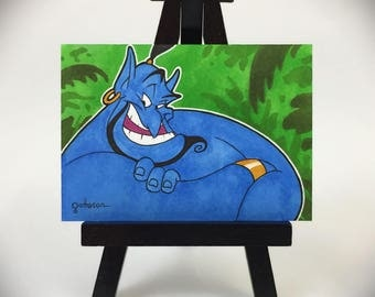 Genie Art Trading Card