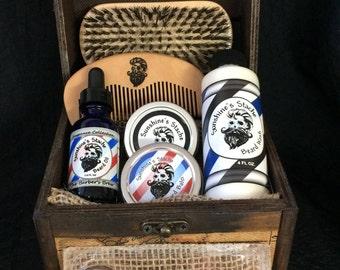 Globe Beard Kit