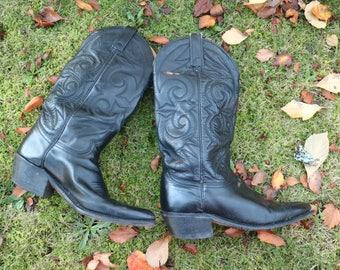 Excellent Condition Vintage Cowboy/Girl Boots