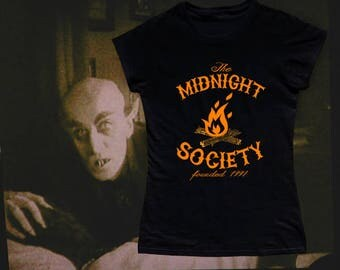 Midnight Society - Are You Afraid Of The Dark? - 90s - Nickelodeon - Graphic - Mens T Shirt - Womens T Shirt - Tank Top - Crop Top - Sweater