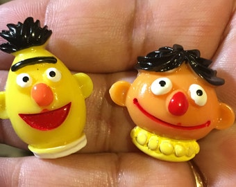 Bert and Ernie Sesame Street Stud Earrings  AL31