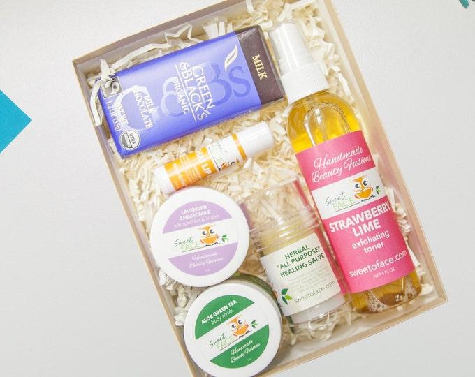 Valentine's Day Bath & Body Day Gift Set