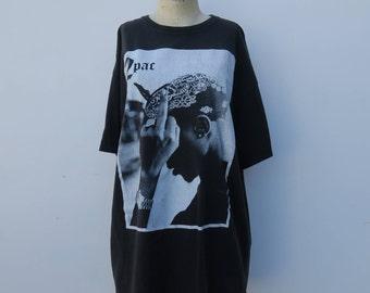 0748 - Vintage Tupac Shakur Shirt