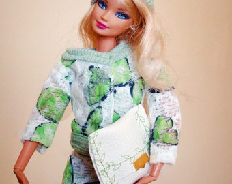 HELD 6 all the days BARBIE dress, outfit clothes, barbie, silkstone, fashion, or other 30 cm