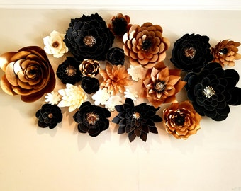 Giant paper flowers, large paper flowers for wedding, photoshoots,