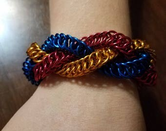 Chainmail Bracelet - Persian Braid