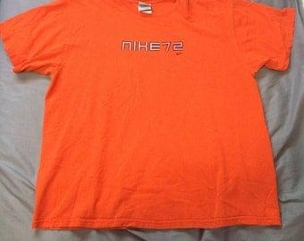 Vintage Orange Nike Tee