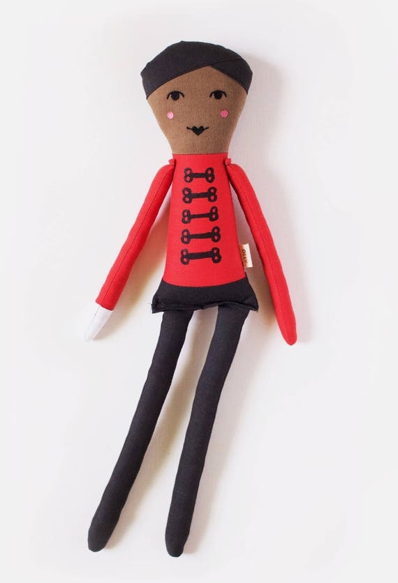 King of Pop Michael Jackson Cloth Doll: handmade with eco-friendly materials