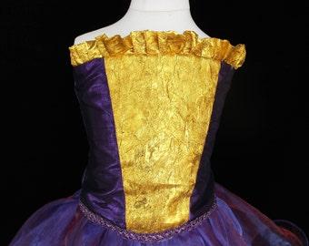 Purple Swirl Skirt